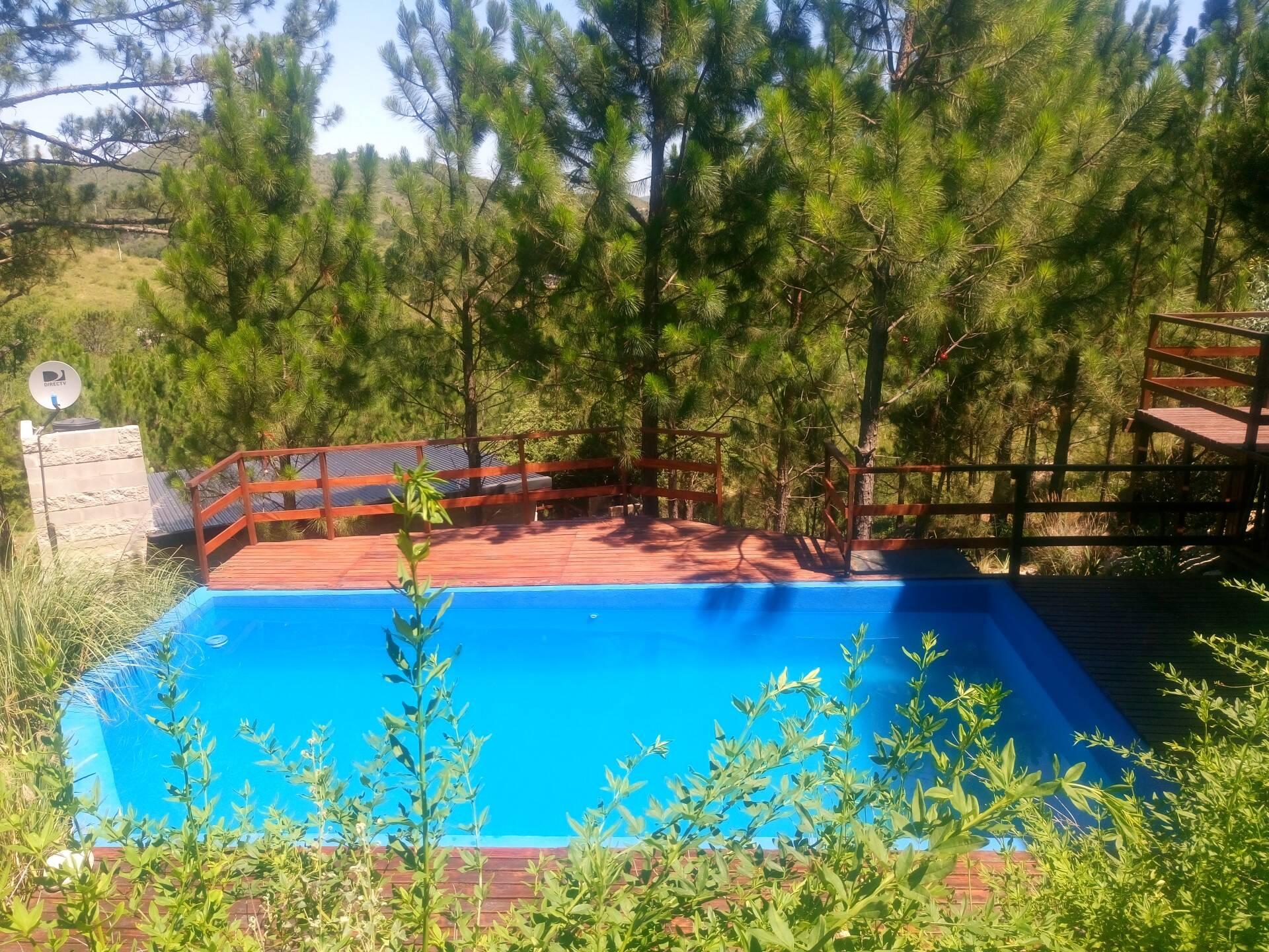 Cabañas Terrazas Del Pinar Cabañas En Villa Ciudad De